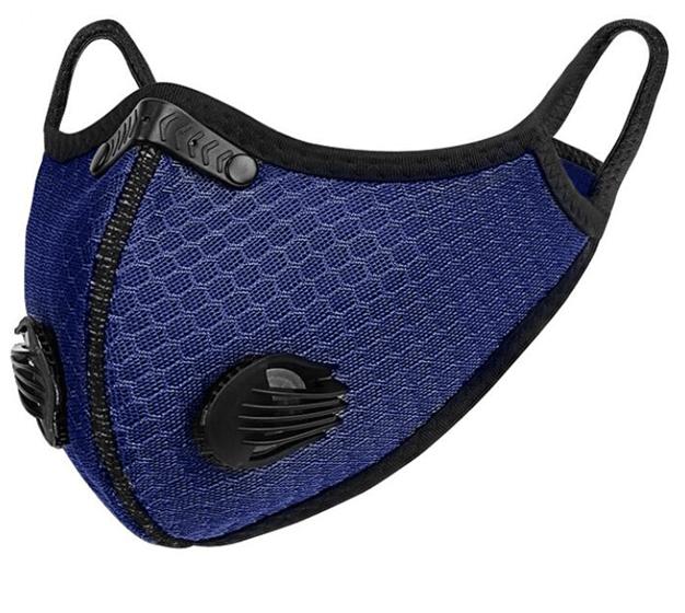 Masque anti pollution biker frogmask