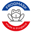 Masques anti-pollution : Frogmask
