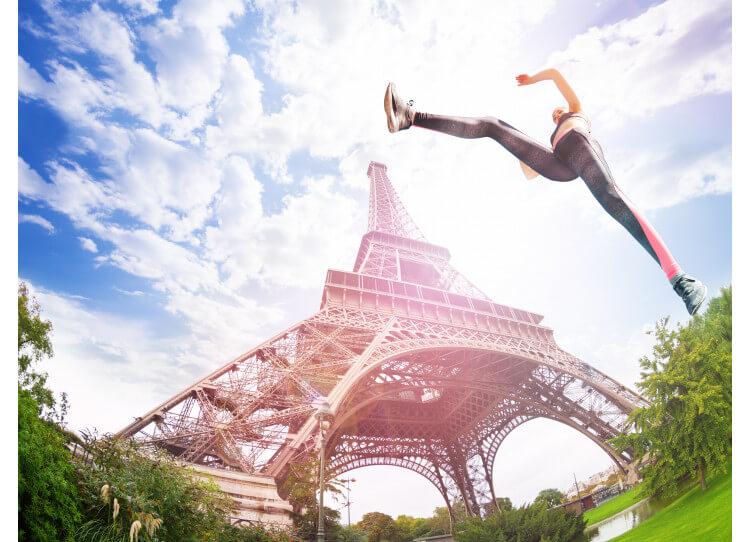 SPORT ET PARTICULES FINES À PARIS : COMPATIBLE ?