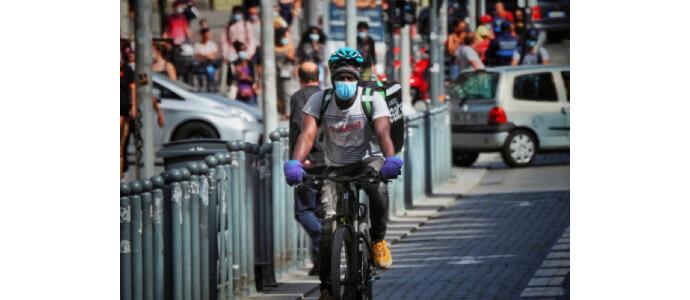 POLLUTION: POURQUOI LES MASQUES CONTRE LE COVID NE SONT PAS RECOMMANDES
